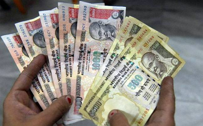 rupees, how much cash should you bring in India