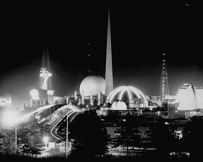1939 worlds fair, examples of synthetic fibers