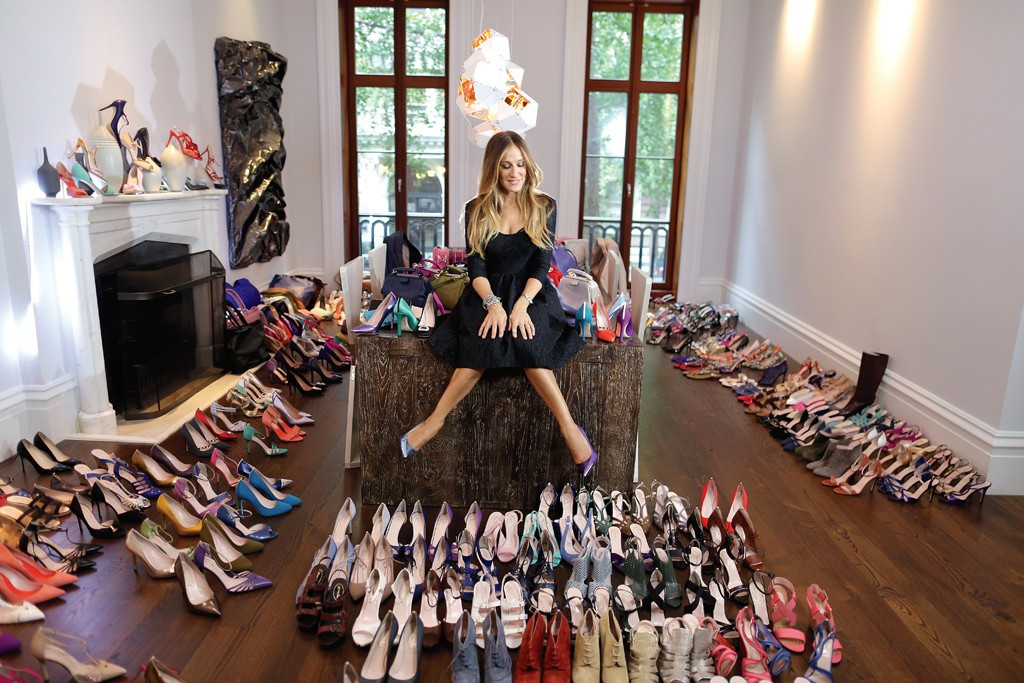 sex and the city shoe designer