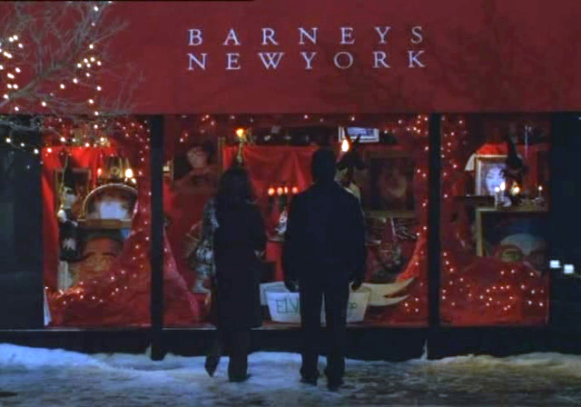 will and grace christmas barneys window display jobs in fashion industry