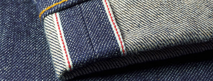 selvage denim jeans