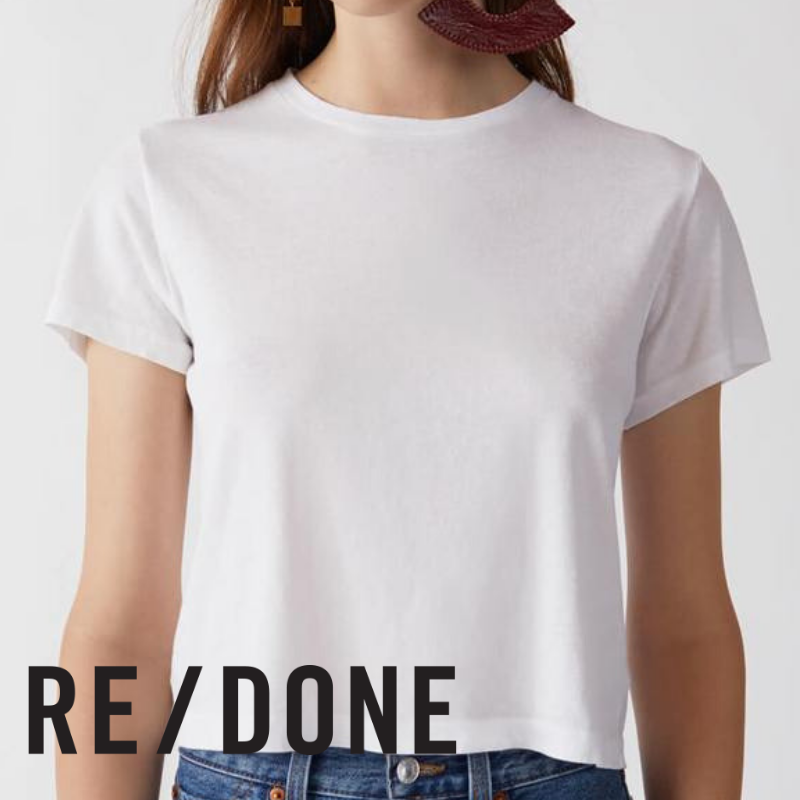 best white t-shirt re/done