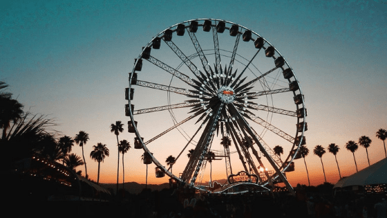 coachella clothing is usually made with pigments dyes