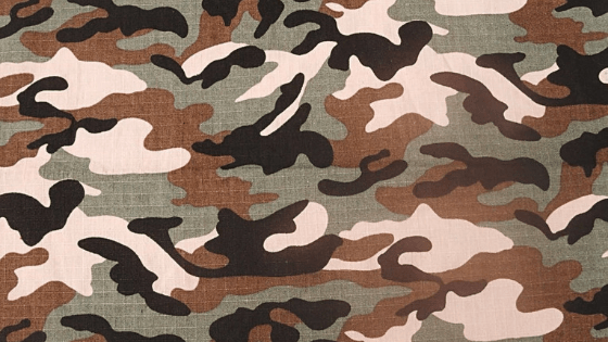 army camouflage pigment dye