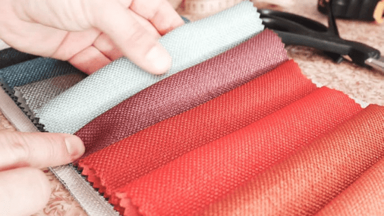 working with fabric mills