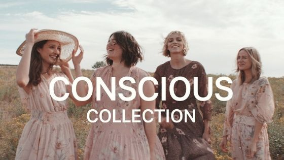 H&M 2019 conscious collection campaign