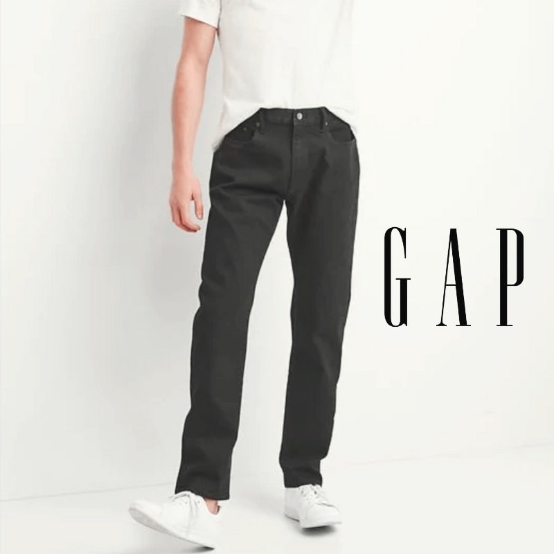 cheap denim for men the gap
