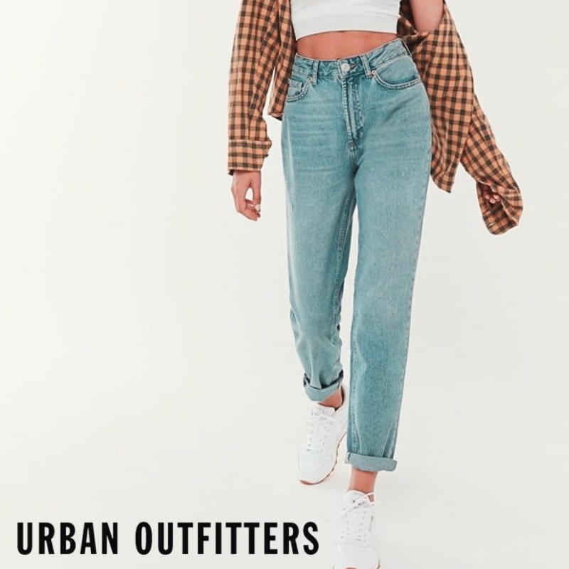cheap jeans womens urban outfitter mom jeans