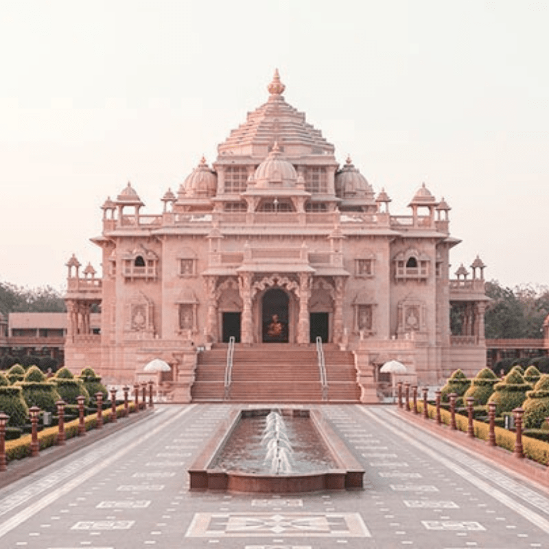 akshardham temple ahmedabad gujarat best places to sightsee